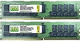 64GB Kit (2 x 32GB) DDR4-3200 PC4-25600 ECC Registered Memory for ASRock Rack ROMED8-2T AMD EPYC Board by NEMIX RAM