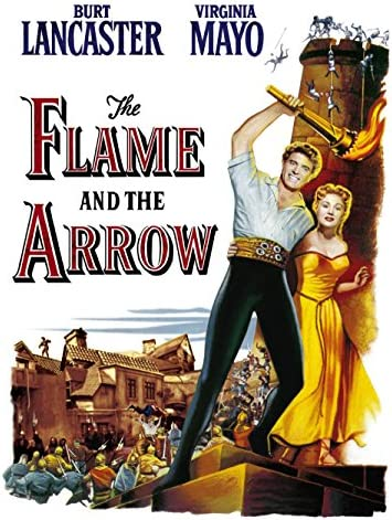 The Flame and the Arrow product image