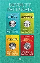 Devdutt Pattanaik: 7 Secrets of Shiva/7 Secrets of the Goddess/ 7 Secrets of Vishnu / 7 Secrets from Hindu Calendar Art