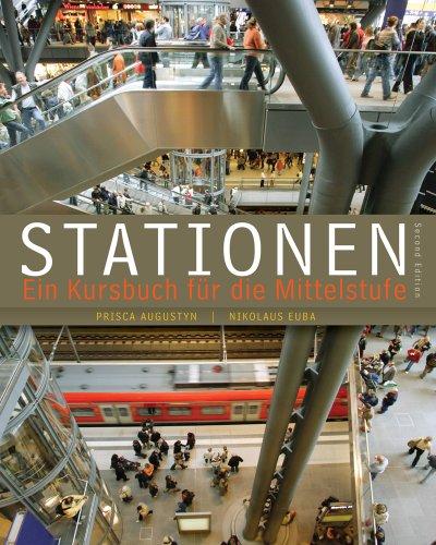 Stationen, 2nd Edition (World Languages)