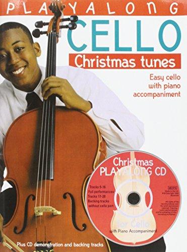Playalong Cello: Christmas Tunes