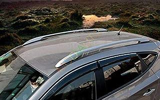 FidgetGear - Barras Laterales Decorativas para portaequipajes para Mazda CX-5 CX5 2012-2016