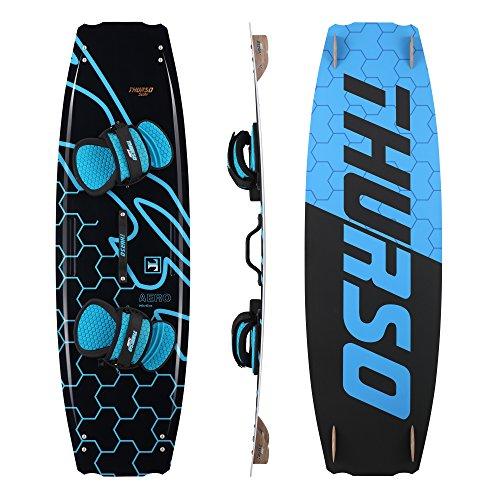 THURSO SURF Kiteboard 140X42 BLACK&BLUE