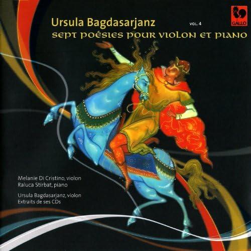 Ursula Bagdasarjanz, Luciano Sgrizzi & Bruno Saladin