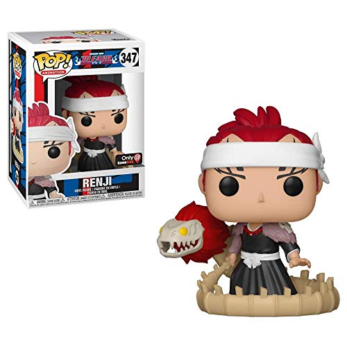 Funko Pop Animation: Bleach - Renji with Sword (Exclusive)