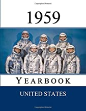 1959 US Yearbook: Original book full of facts and figures from 1959 - Unique birthday gift / present idea. (US Yearbooks)