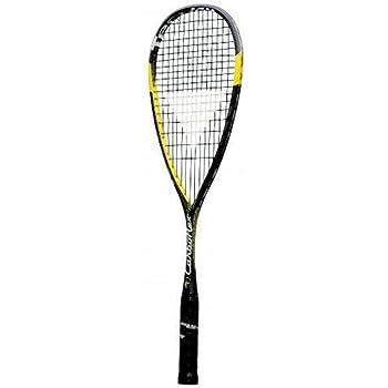 Tecnifibre Carboflex - Raqueta de squash (125, 130, 4.94 oz de pesos disponibles)