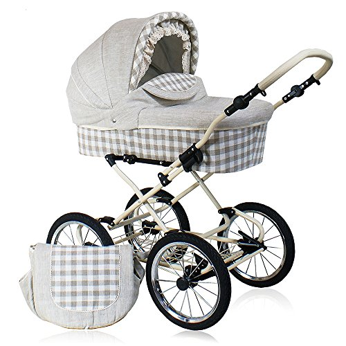 Belletti Eco Natural kinderwagen 3-delig