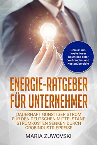 Energie-Ratgeber für Unternehmer: Dauerhaft günstiger Strom für den deutschen Mittelstand - Stromkosten senken durch Großindustriepreise