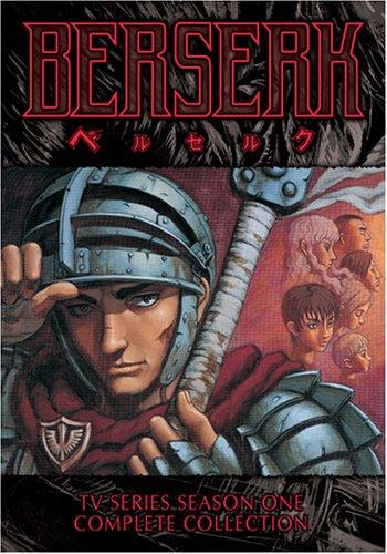 Berserk: Season 1 Complete Collection