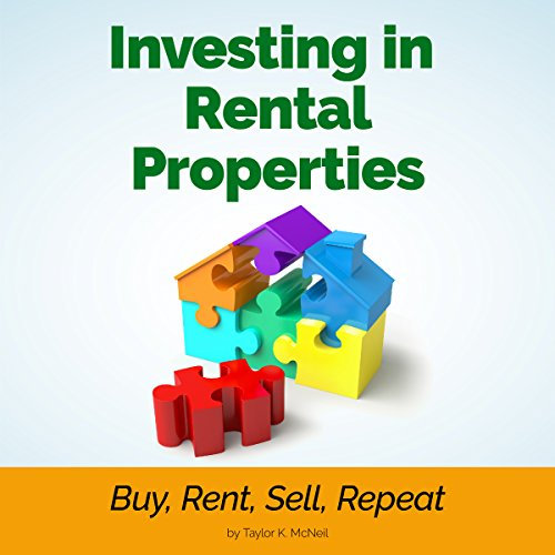 Investing in Rental Properties audiobook cover art