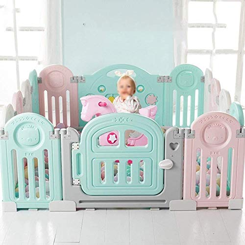 Best Prices! Fence LHY- Baby Playpen Large Baby Game Baby Houses Play Pen Portable Room Divider Chil...