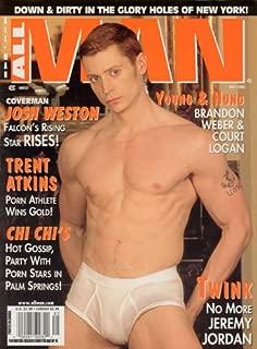 AllMan Magazine - May 2003 (Josh Weston, Jeremy Jordan, Brandon Weber, Court Logan)