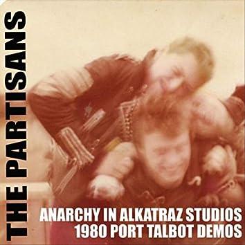 Anarchy in Alkatraz Studio 1980 Port Talbot Demos