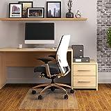 Floortex Chair Mat 45' x 53' for Hard Floors