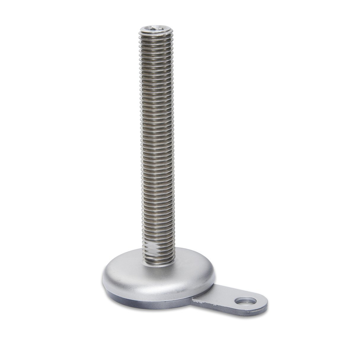 J.W. Winco 20N200PNN A Detroit Mall Series Stainless Genuine Steel GN Leveling 340.6