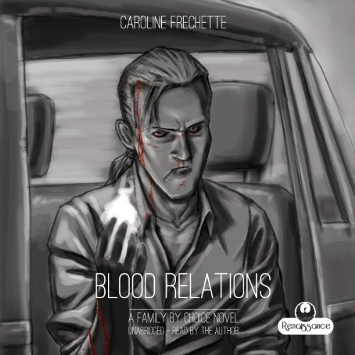 Blood Relations audiobook cover art