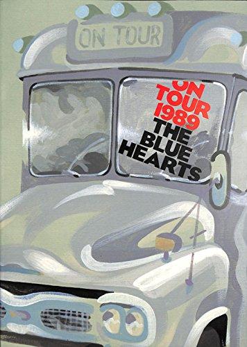 ブルーハーツ 1989年ツアーパンフレット THE・BLUE・HEARTS ON・TOUR