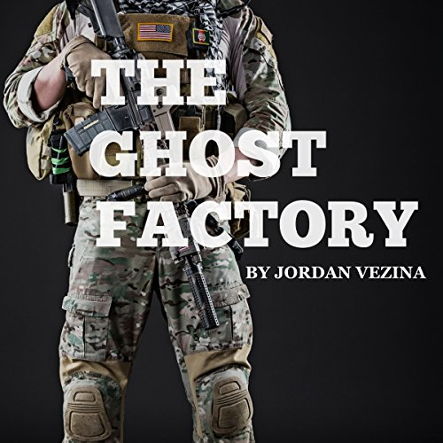The Ghost Factory audiobook cover art