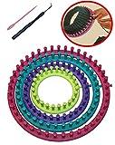 Strickring Strick Rahmen rund zum stricken 6 teilig Durchmesser 29 cm, 24 cm, 19 cm,...