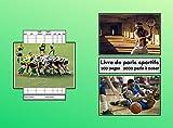 Livre de paris sportifs: carnet de jeux sportifs à remplir pour tennis,rugby,basket,handball et autres,100 pages 2000 paris à noter, Idéal pour préparer ses jeux et avoir un suivi de ses résultats.