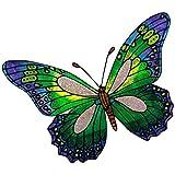 YHIIen 3D Schmetterling Wandaufkleber Abnehmbare Schmetterling Wandtattoos Wand Behang Schmetterling für Dekoration Lebhafter Schmetterling Wandgemälde für DIY Party Büro Zuhause und Raum Dekoration