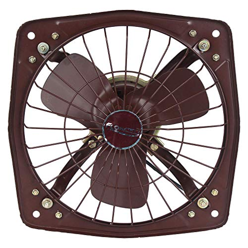 URBAN KING® alastar Heavy Duty Metal Fresh Air Exaust Fan for Kitchen/Bathroom (Copper Winding) (12INCH/300MM)