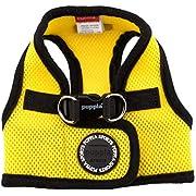 Puppia Soft Jacket Harness, Medium, Yellow