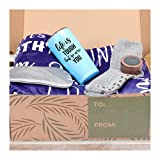 KEDRIAN Care Package Box, Warm & Relaxing Sympathy Blanket, Socks, Tumbler, Mask, Candle, Perfect Get Well Gifts for Women & Men, Sympathy Gift Baskets, Get Well Care Package for Women & Men