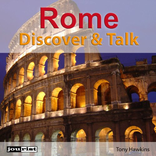 Rome (Discover & Talk) audiobook cover art