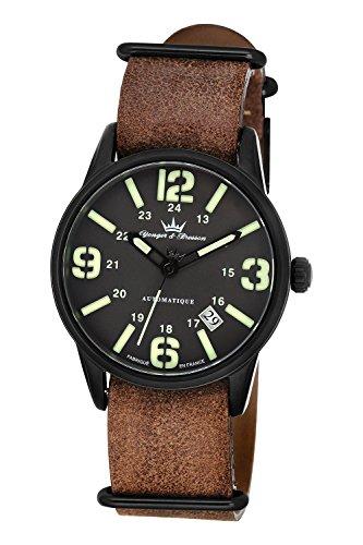 Reloj YONGER&BRESSON Automatique - Hombre YBH 1005-SNA04
