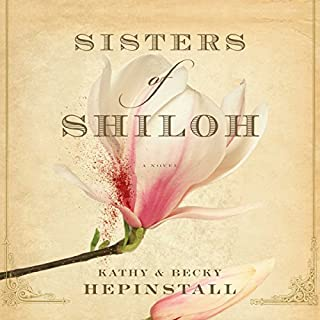 Sisters of Shiloh audiobook cover art