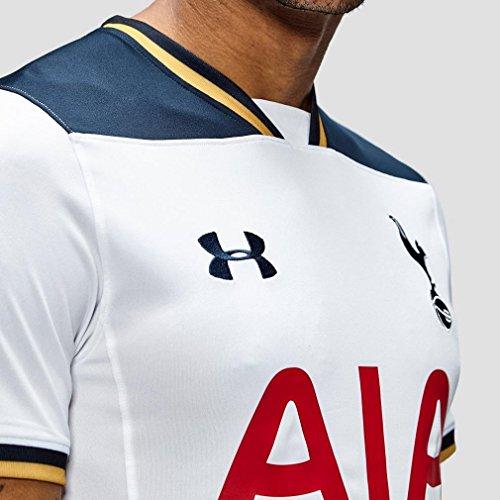 Under Armour Tottenham Hotspur Home Replica Jersey, Weiß, XXL