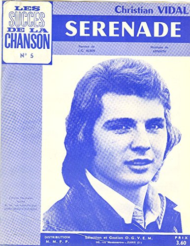 Serenade Chanson selection n° 5
