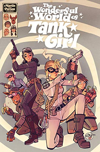 The Wonderful World of Tank Girl (English Edition)