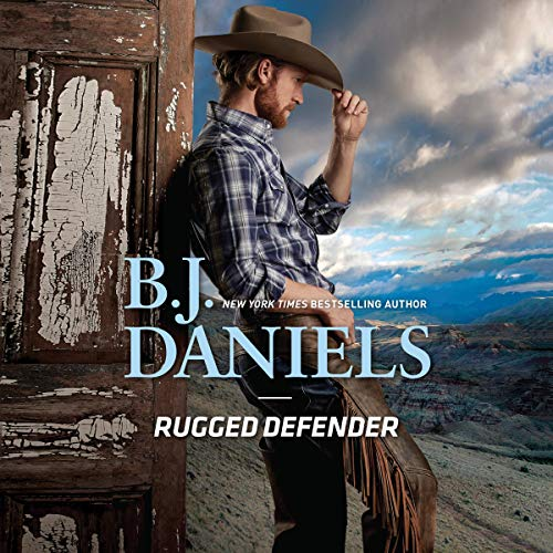 Rugged Defender audiobook cover art