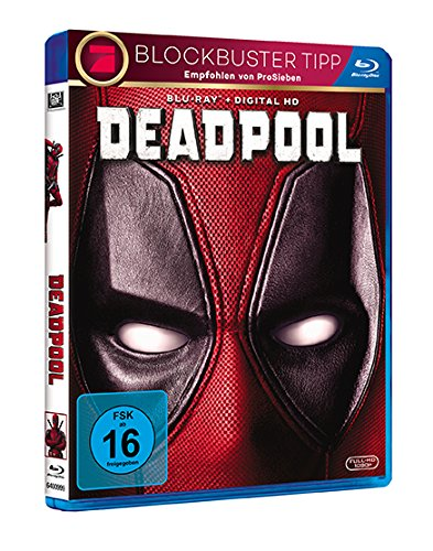 DEADPOOL - REYNOLDS RYAN - BAC [Blu-ray]