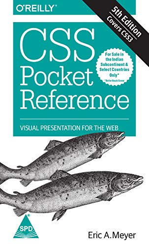 CSS Pocket Reference: Visual Presentation for the Web, Fifth Edition