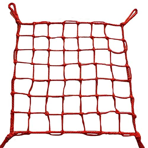 Fantastic Prices! Wlh Red Children's Pet Balcony Stair Safety Net Protective Net Nylon Net Fence Net...