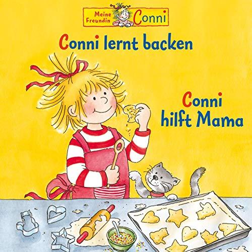 Conni lernt backen / Conni hilft Mama Titelbild