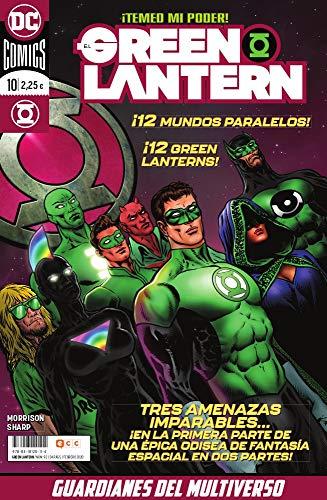 El Green Lantern núm. 92/10 (Green Lantern (Nuevo Universo DC))