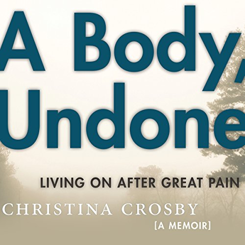 A Body, Undone audiobook cover art