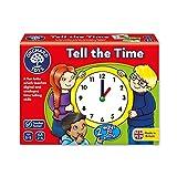 Orchard Toys - Che Ore Sono? (Tell The Time), Gioco da Tavolo educativo [Lingua Inglese]...