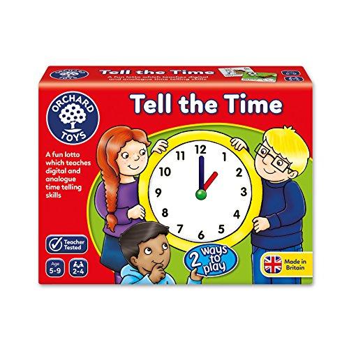 Orchard Toys - Loto de Dites le temps \