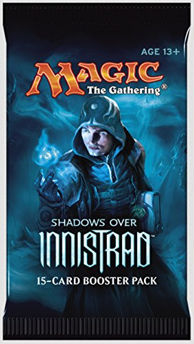 Magic: The Gathering Schatten über Innistrad - Booster Pack - Deutsch - German - Shadows Over Innistrad