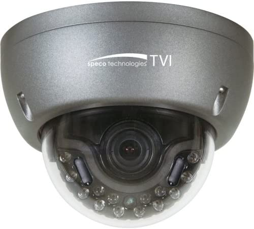 Speco Technologies HT5940T Directly managed store 2MP quality assurance 1080P IR Dome Tvi 2.8-12 Vandal