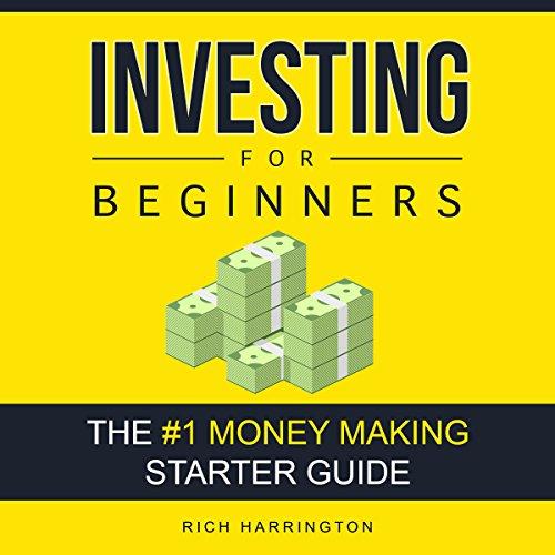 Investing for Beginners cover art