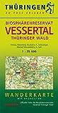 Wanderkarte Biosphärenreservat Vessertal-Thüringer Wald: Mit Ilmenau, Masserberg, Neustadt/Rennsteig, Schleusingen, Oberhof, Schmiedefeld/Rennsteig, ... zu Fuß erleben / Wanderkarten, 1:30.000)