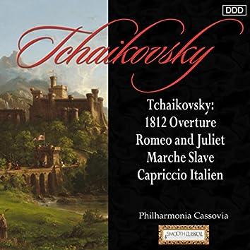 Tchaikovsky: 1812 Overture - Romeo and Juliet - Capriccio Italien