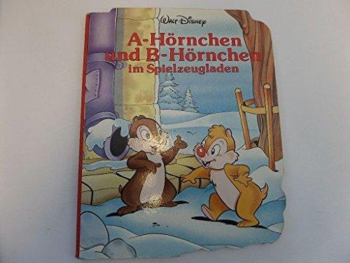 A-Hörnchen und B-Hörnchen im Spielzeugladen